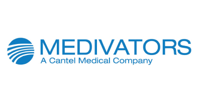 Logo from one of iData Research's custom medical market research clients, Medivators