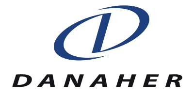 Danaher uses iData Research's survey services to market their medical devices with predictable success, features their logo on a white background