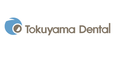 Tokuyama Dental is an iData Research partner that purchases custom physician surveys to discover insights about the end-users of their dental treatment devices, features their blue and gray logo on a white background
