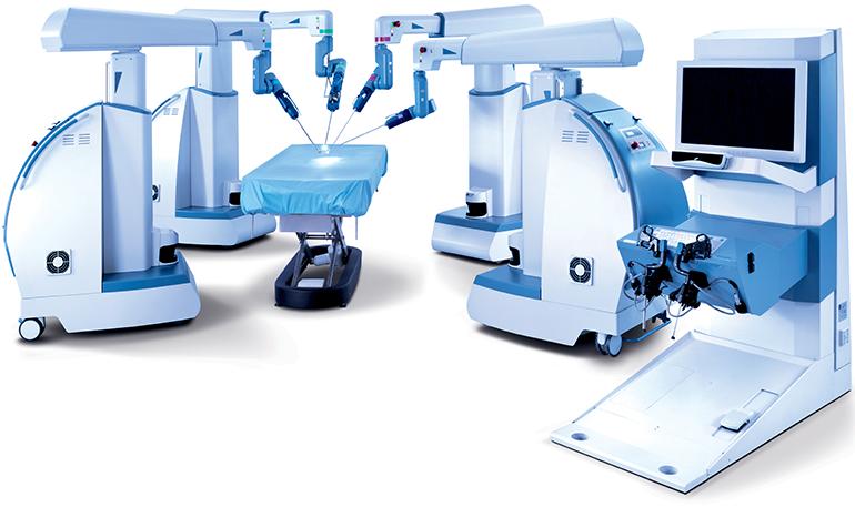 TransEnterix Announces Sale of Senhance Robotic Surgery