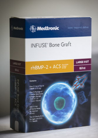 Bone growth medical product