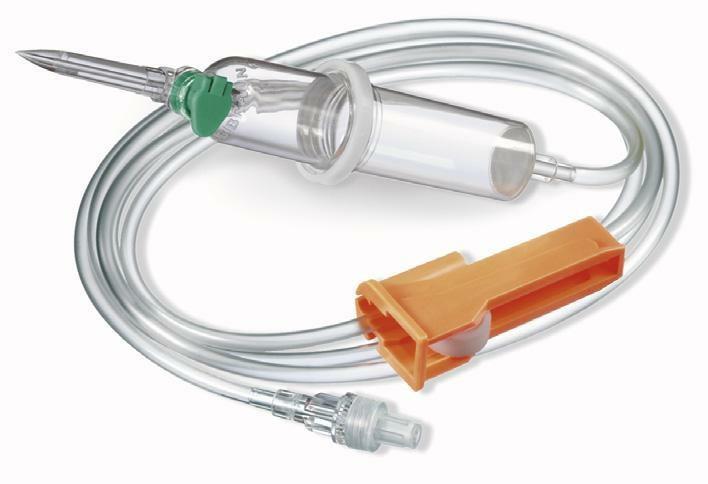 Intravenous device