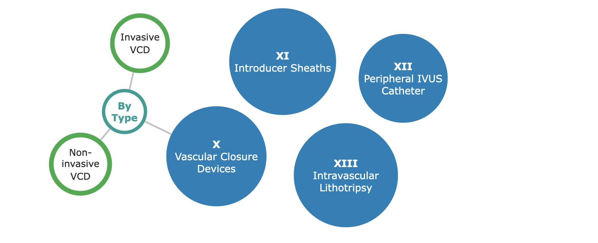 Global Peripheral Vascular Market Segmentation - 3