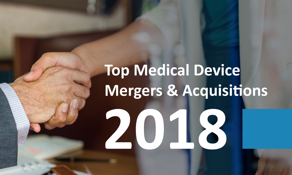 Top Mergers and Acquisitions in the Medical Device Industry