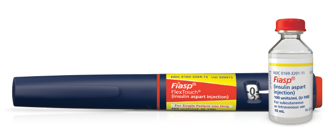 Fiasp Insulin Aspart Injection Product iData
