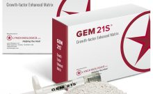 GEM21S Growth-factor Enhanced Matrix System iData