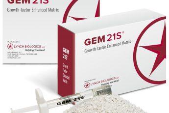 GEM21S Growth-factor Enhanced Matrix System iData
