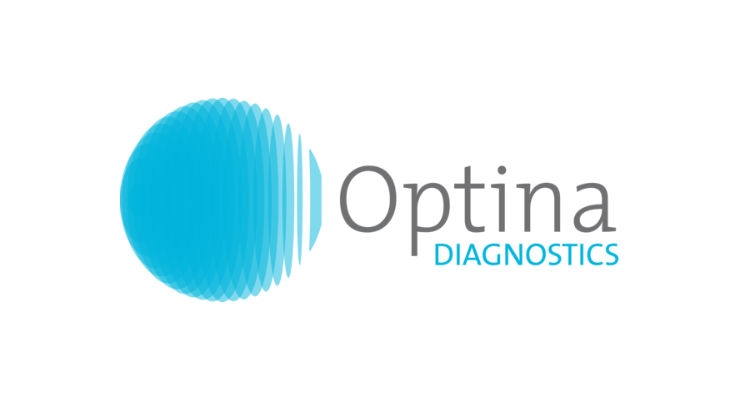 Optina Diagnostics Logo iData