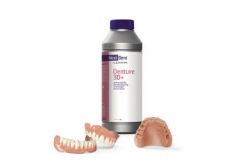 NextDent Denture 3D Product iData