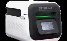 STERLINK FPS Low Temperature Plasma Sterilizer Product iData
