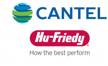 Cantel and Hu Friedy Company Logo