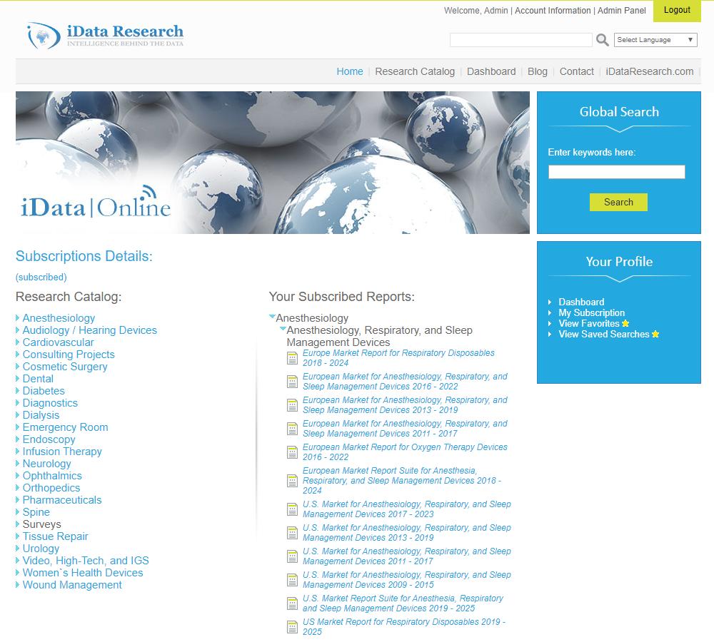 iData Online