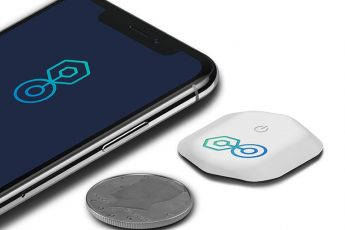 BioButton allows for mobile tracking of COVID-19 symptoms