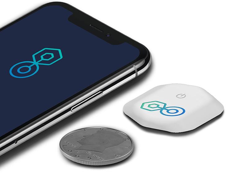 BioButton allows for mobile tracking of COVID-19 symptoms