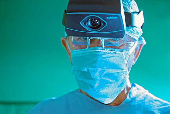 First augmented reality spine surgery completed with augmedics xvision spine
