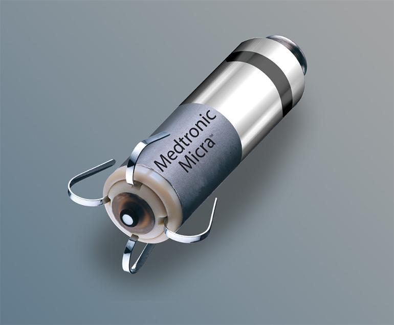 Medtronic receives CE mark for Micra AV Pacemaker