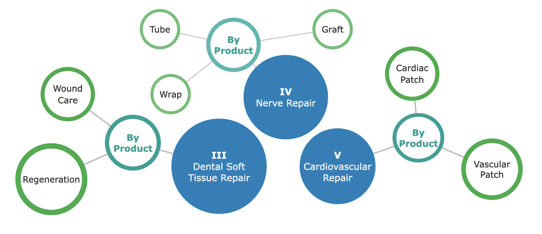 Soft Tissue Repair Market Segmentation, part 2