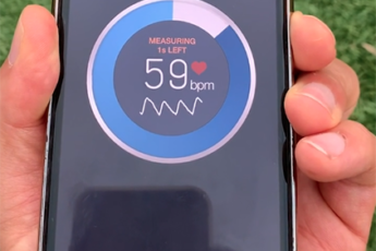 New Diabetes Test Using Smartphone and Deep Learning