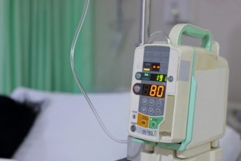 Large Volume Infusion Pump