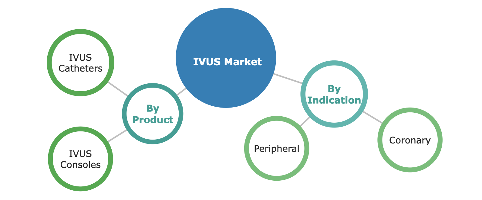 Global IVUS Market Segmentation