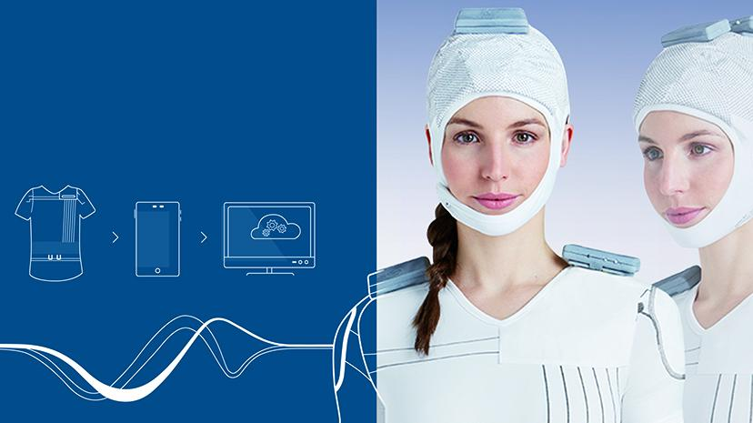 Cap® EEG wearable device that allows physicians to remotely monitor patients with epilepsy. In general EEG devices record the electrical activity of neurons in the brain